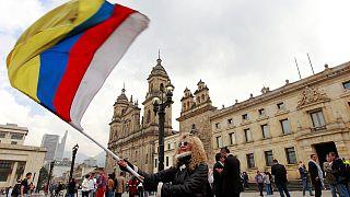 """كولومبيا: مجلس الشيوخ يصادق على اتفاق السلام الجديد مع """"فارك"""""""