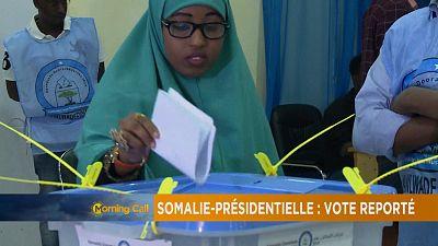Somalie: présidentielle à nouveau reportée [The Morning Call]