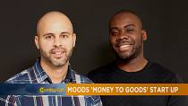 Moods, Money to Goods startup [The Morning Call]