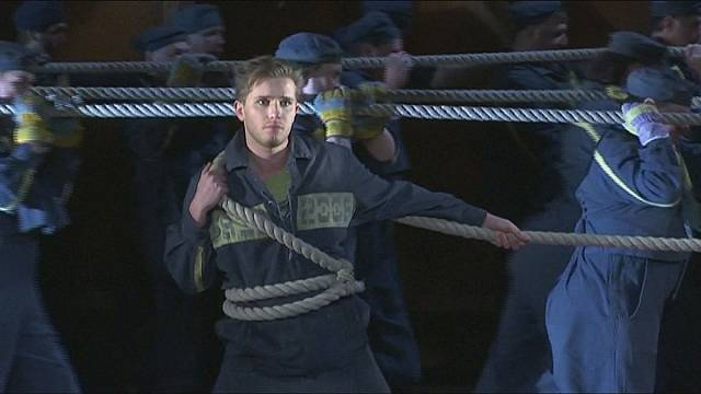 "Moskau: Bolschoi-Theater zeigt Brittens ""Billy Budd"""