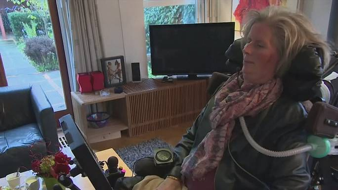 Implant provides a way out for 'locked in syndrome' sufferers