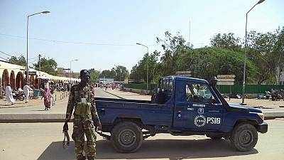 Man arrested after shooting at police officers outside US Embassy in Chad