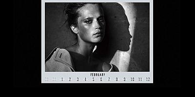 """Зустрічайте календар """"Піреллі"""" від Петера Ліндберґа!"""