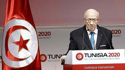 Tunisia investment conference aims to kickstart economy