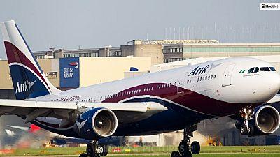 Un clandestin mort dans la soute du train d'atterrissage d'un avion nigérian