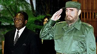 Mugabe praises Castro – 'He was leader of all revolutionaries'