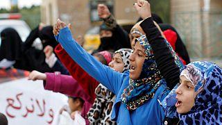 Hutis formam governo no Iémen