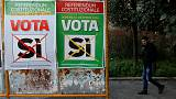 Italy's referendum: economic background and possible consequences.