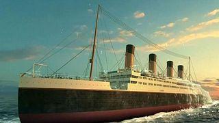 China vai construir réplica do Titanic num parque de diversões