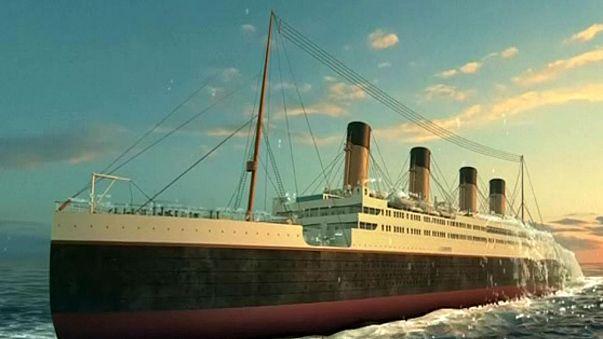 "Китайцы клонируют ""Титаник"""