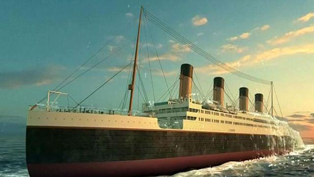 Mythos Titanic: Chinesischer Freizeitpark stellt Untergang des Luxusliners nach