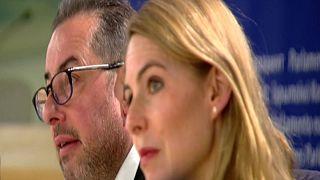 Il socialista Gianni Pittella candidato alla presidenza del Parlamento europeo divide l'emiciclo