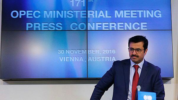La OPEP lográ un acuerdo para reducir la producción de petróleo, si Rusia hace lo mismo