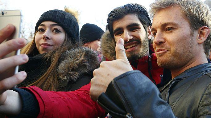 F1: Rosberg reconhece relação difícil com Hamilton