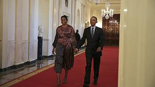 'Michelle will never run for office' – Obama