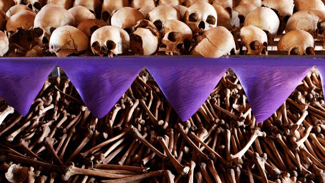 Ruanda'da 20 Fransız yetkiliye soykırım suçlaması