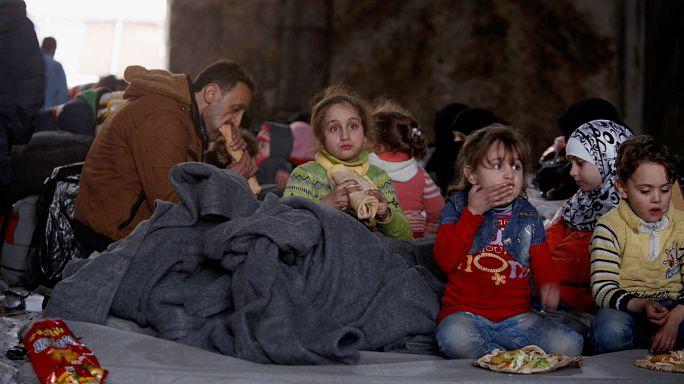 """Responsável da ONU teme que Alepo se transforme em """"cemitério gigante"""""""