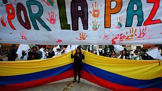 Congresso colombiano ratifica acordo de paz