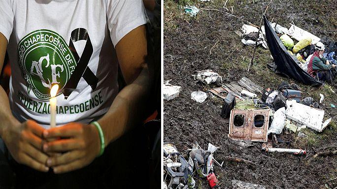 Chapecoense takımına mezar olan uçağın yakıtı tükenmiş