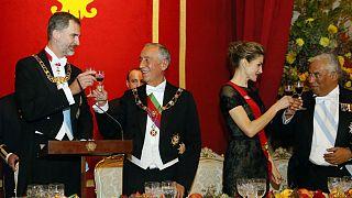 Portugal celebra Independência após visita do Rei de Espanha