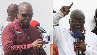 Ghana: Citizens to vote on jobs, corruption and the economy