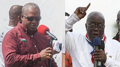 Présidentielles au Ghana