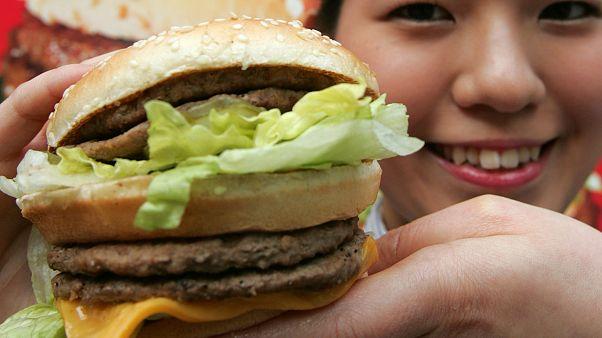 Big Mac'ın mucidi Delligatti öldü