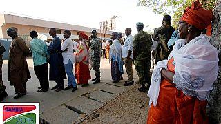 Gambie: l'Internet bloqué le jour du vote