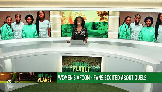 Women's AFCON: Cameroon and Nigeria set up 'dream' final [Football Planet]