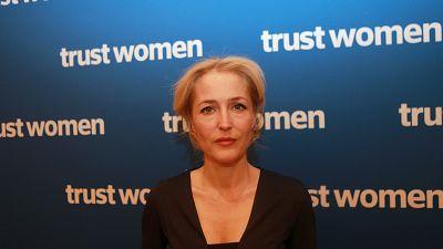 Forum Trust Women de Londres contre l'esclavage des femmes