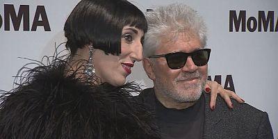 The MoMA honours Spanish director Pedro Almodóva