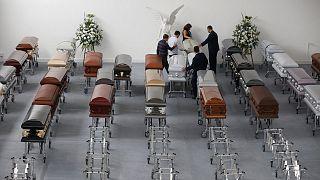 Accidente aéreo Colombia: los cadáveres de las víctimas llegarán este viernes a Brasil