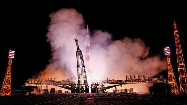 """تحطم مركبة """"أم أس-04"""" غير المأهولة في الفضاء"""