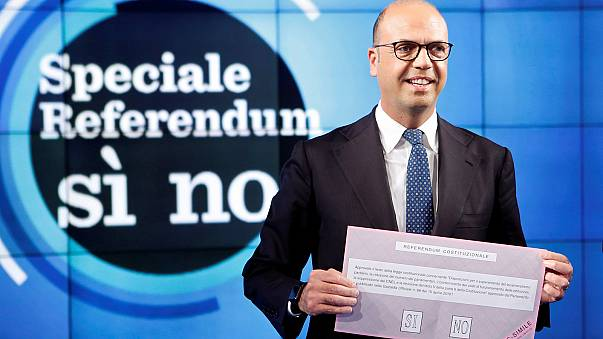 Italian constitution 'the foundation of unity'