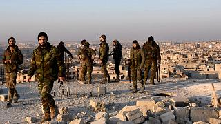 Fresh fears for civilians as fighting rages in Aleppo
