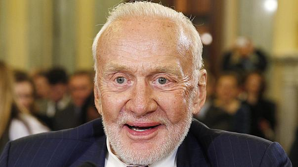 Paura per Buzz Aldrin. Ex astronauta rischia la vita al polo sud