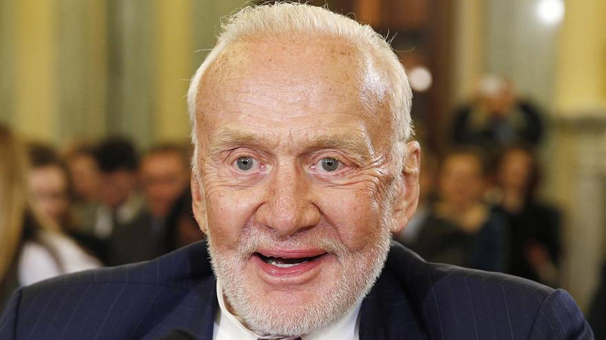 Moonwalker Buzz Aldrin evacuated from South Pole