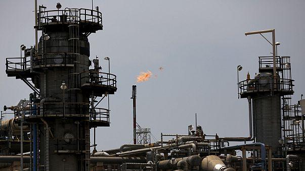 Preço do petróleo dispara
