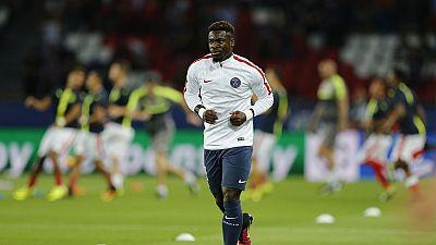 L'Ivoirien Serge Aurier, seul Africain nominé pour le Onze mondial de la FIFA