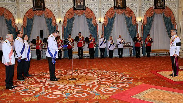New era for Thailand as Crown Prince Maha becomes King