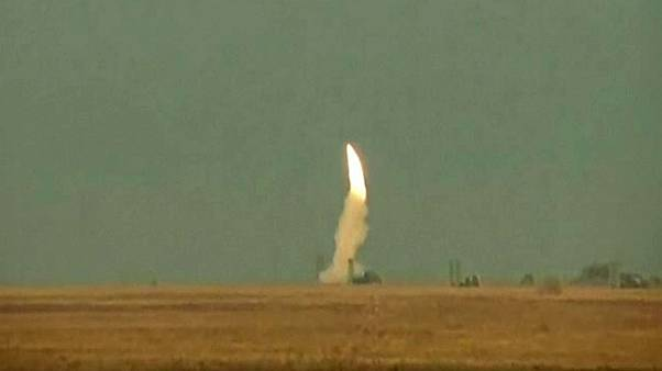 Ukraine missile tests avoid Crimea airspace and Russian showdown