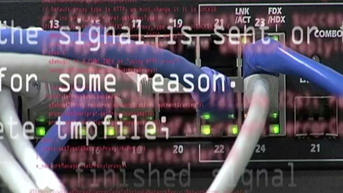 Desmantelada rede informática gigante de cibercrime