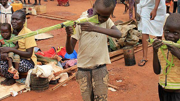 Южный Судан: население бежит от насилия