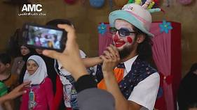 Clown of Aleppo 'killed in Syrian or Russian air strike'