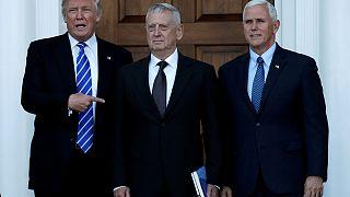 ترامب يختار الجنرال المتقاعد جيمس ماتيس وزيرا للدفاع