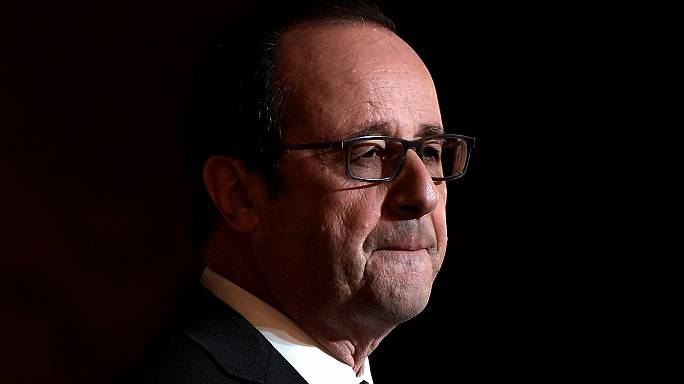 President Hollande will not seek re-election after one term in office