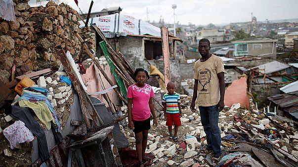 UN's Ban-ki Moon apologizes for Haiti cholera epidemic