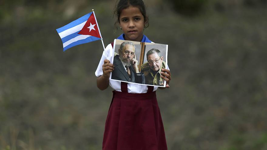 Cuban tributes stretch across island ahead of Castro's funeral