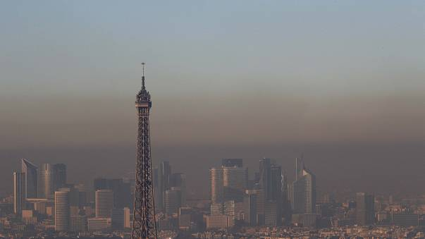 Paris, Madrid and Athens pledge to ban diesel