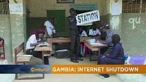 Internet shutdown in Gambia [The Morning Call]